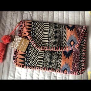 Cynthia Rowley purse/cosmetic bag/clutch